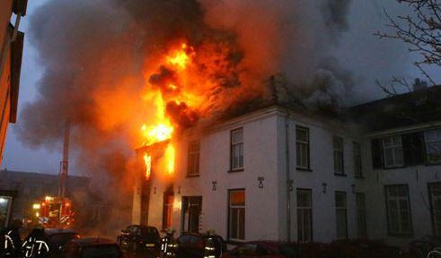 10 aandachtspunten inzake brandbeveiliging