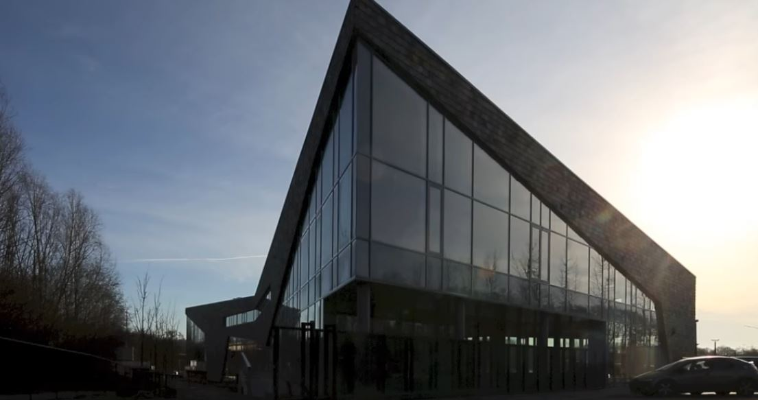 Syndicus Kantoorgebouw Bilzen
