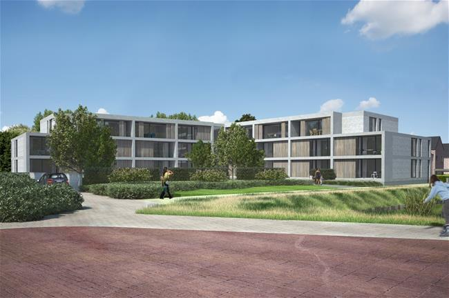 Syndicus Assistentiewoningen